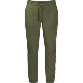 Jack Wolfskin Mojave Pantaloni Donna, delta green